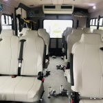 Chevy C4500 13 passenger charter shuttle coach bus for sale - Diesel 8
