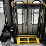 Chevy C4500 13 passenger charter shuttle coach bus for sale - Diesel 10