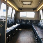 Ford E450 19 passenger charter shuttle coach bus for sale - Gas 9