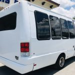 Ford E450 19 passenger charter shuttle coach bus for sale - Gas 3