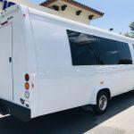 Ford E450 23 passenger charter shuttle coach bus for sale - Gas 3