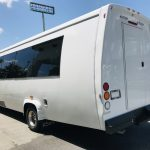 Ford E450 23 passenger charter shuttle coach bus for sale - Gas 7