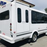 Chevy C4500 12 passenger charter shuttle coach bus for sale - Diesel 3