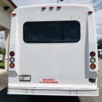 Chevy C4500 12 passenger charter shuttle coach bus for sale - Diesel 4