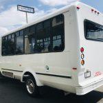 Chevy C4500 12 passenger charter shuttle coach bus for sale - Diesel 5