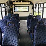 Chevy C4500 12 passenger charter shuttle coach bus for sale - Diesel 9