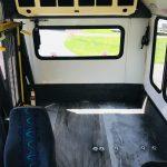 Chevy C4500 12 passenger charter shuttle coach bus for sale - Diesel 10