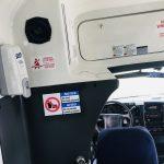 Chevy C4500 12 passenger charter shuttle coach bus for sale - Diesel 12