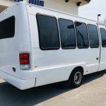 Ford E450 19 passenger charter shuttle coach bus for sale - Gas 3