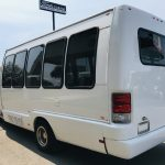 Ford E450 19 passenger charter shuttle coach bus for sale - Gas 5