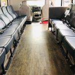 Ford E450 19 passenger charter shuttle coach bus for sale - Gas 11