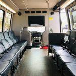 Ford E450 19 passenger charter shuttle coach bus for sale - Gas 12