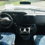 Ford E450 24 passenger charter shuttle coach bus for sale - Gas 13