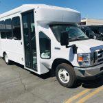 Ford E350  12 passenger charter shuttle coach bus for sale - Gas 5