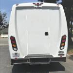 Ford E450 22 passenger charter shuttle coach bus for sale - Gas 5