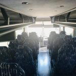 Van Hool  56 passenger charter shuttle coach bus for sale - Diesel 7