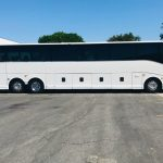 Van Hool  56 passenger charter shuttle coach bus for sale - Diesel 2