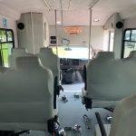 Chevy C4500 13 passenger charter shuttle coach bus for sale - Diesel 9