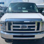 Ford E350 10 passenger charter shuttle coach bus for sale - Gas 2