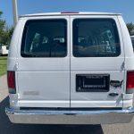 Ford E350 10 passenger charter shuttle coach bus for sale - Gas 5