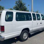 Ford E350 10 passenger charter shuttle coach bus for sale - Gas 6