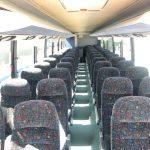 Setra 56 passenger charter shuttle coach bus for sale - Diesel 1