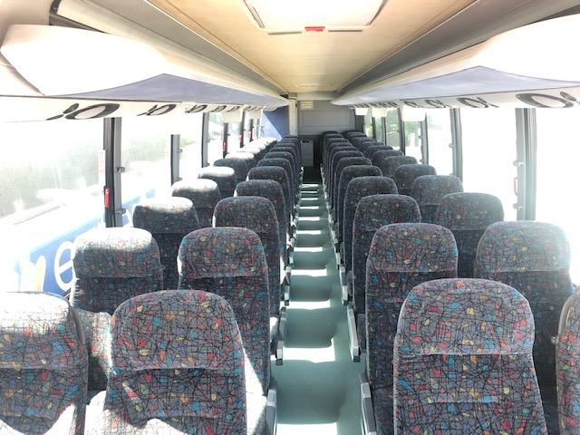 Setra 56 passenger charter shuttle coach bus for sale - Diesel