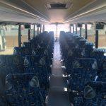 Setra 56 passenger charter shuttle coach bus for sale - Diesel 5