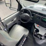 Ford E350 12 passenger charter shuttle coach bus for sale - Gas 8