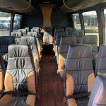 Ford E450 23 passenger charter shuttle coach bus for sale - Gas 11