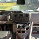Ford E450 23 passenger charter shuttle coach bus for sale - Gas 13