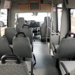 Ford E350 9 passenger charter shuttle coach bus for sale - Gas 8