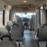 Ford E350 9 passenger charter shuttle coach bus for sale - Gas 7