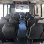 Ford E450 24 passenger charter shuttle coach bus for sale - Diesel 7