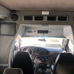 Ford E450 24 passenger charter shuttle coach bus for sale - Diesel 8