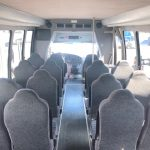 Ford E450 24 passenger charter shuttle coach bus for sale - Diesel 7