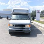 Ford E450 24 passenger charter shuttle coach bus for sale - Diesel 4