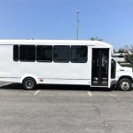 Ford E450 21 passenger charter shuttle coach bus for sale - Gas 2