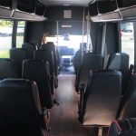 Ford E450 22 passenger charter shuttle coach bus for sale - Gas 7