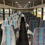 Freightliner S2C 37 passenger charter shuttle coach bus for sale - Diesel 7