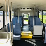 Ford E450 20 passenger charter shuttle coach bus for sale - Gas 6