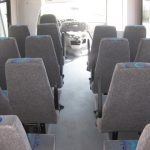 Ford E450 25 passenger charter shuttle coach bus for sale - Gas 8
