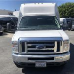Ford E450 27 passenger charter shuttle coach bus for sale - Gas 3