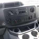 Ford E450 27 passenger charter shuttle coach bus for sale - Gas 11