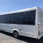 Ford E450 27 passenger charter shuttle coach bus for sale - Gas 2