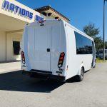Ford E450 22 passenger charter shuttle coach bus for sale - Gas 2