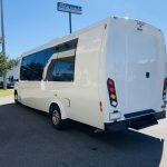 Ford E450 22 passenger charter shuttle coach bus for sale - Gas 4