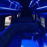 Mercedes 3500 15 passenger charter shuttle coach bus for sale - Diesel 5