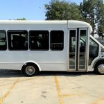 Ford Transit 9 passenger charter shuttle coach bus for sale - Gas 6