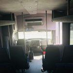 International UC 32 passenger charter shuttle coach bus for sale - Diesel 7